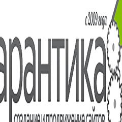 Студия Гарантика, Создание сайтов в Березовском