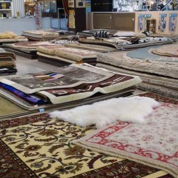 Кедр, Магазин ковров