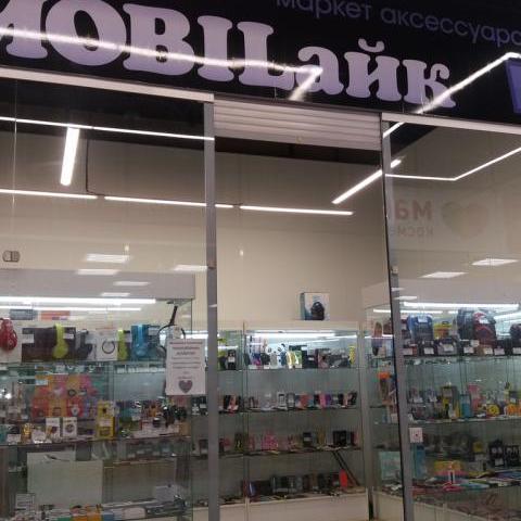MOBILайк, Товары для мобильных телефонов