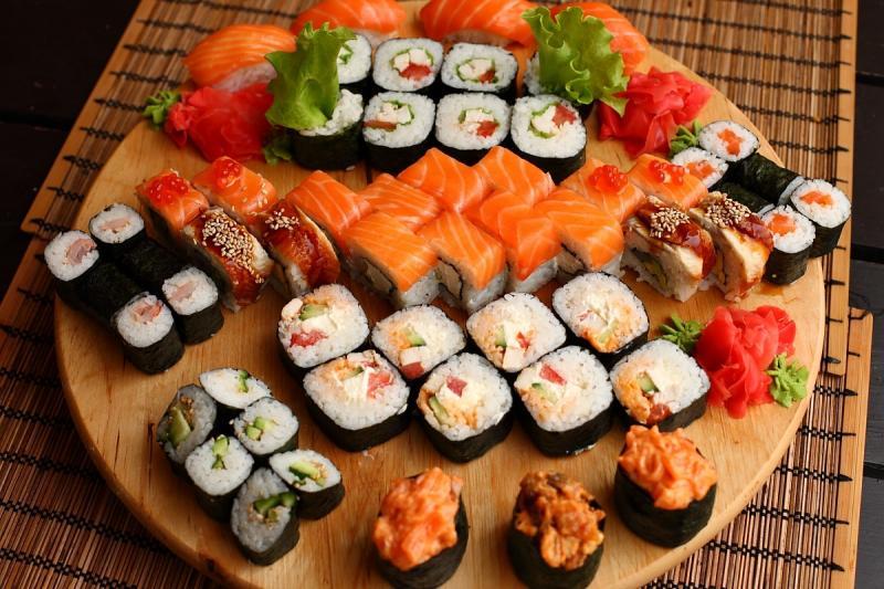 ЖИ-ШИ, суши-бар
