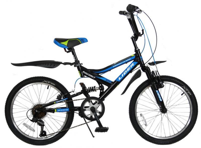 Велолидер